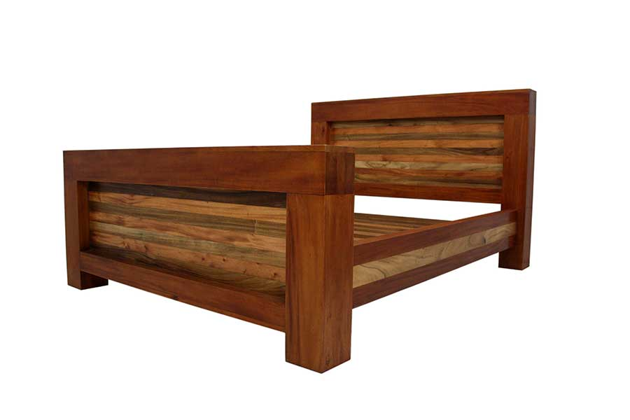 solid wood beds bed